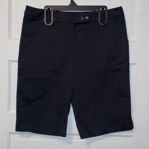 Worthington black shorts